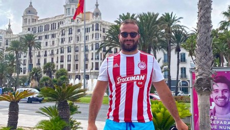 Παντού είναι Πειραιάς! Και στην Ισπανία (photo)
