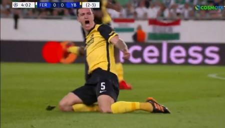 Φερεντσβάρος - Γιουνγκ Μπόις: 0-1 στο 4'! (video)