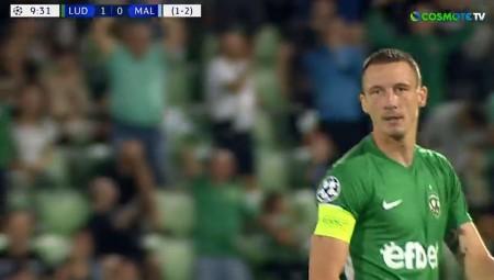 Λουντογκόρετς - Μάλμε: 1-0 με Νεντιάλκοφ (video)