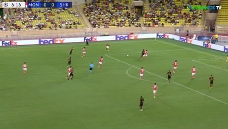 Champions League: Σαχτάρ - Μονακό ζωντανά από το MEGA απόψε στις 22:00