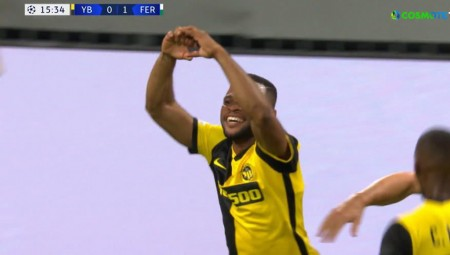 Γιουνγκ Μπόις - Φερεντσβάρος: 1-1 σε λίγα δευτερόλεπτα!! (video)
