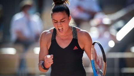Μπράβο Μαρία! Στους «8» του US Open!