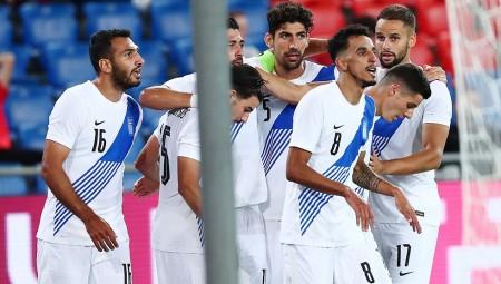 Το γκολ της ισοφάρισης της Εθνικής (video)