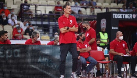 Ολυμπιακός | Μπάσκετ: ΑΥΤΟ δεν επιτρέπεται να συμβαίνει… (video)