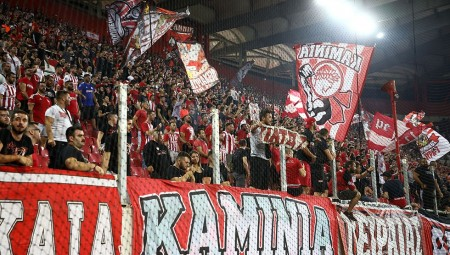 Με παλμό οι ΓΑΥΡΟΙ, «καμίνι» ξανά το γήπεδο! (photos)
