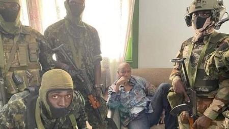 Πραξικόπημα στη Γουινέα!