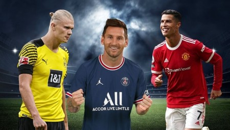 Μέσι και Χάαλαντ «σημαδεύουν» το πιο απρόβλεπτο Champions League των τελευταίων ετών!