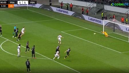 Πρώτος στον όμιλό του, ο Ολυμπιακός! Στο 1-1 το άλλο ματς! (videos/photo)