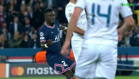 Champions League: Μπροστά η Παρί από νωρίς (video)