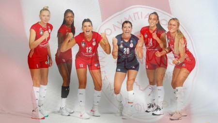 LIVE: Βόλεϊ Γυναικών | Ολυμπιακός-Αστερίξ 2-1 σετ (streaming)