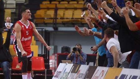 KAE Ολυμπιακός: «Μας λείψατε»! (video)