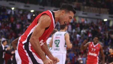 Ολυμπιακός: MVP ο Σλούκας (photo)