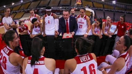 Ολυμπιακός   Μπάσκετ Γυναικών: Για το 2/2 με τις Εσπερίδες!