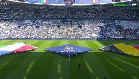 Ιταλία - Βέλγιο: Γκολ και θέαμα στον μικρό τελικό του Nations League (video)