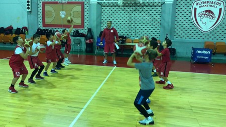 Τζάμπολ στο Christmas Shooting Camp! (vid)