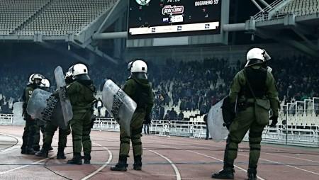 «Αρκετοί που κινήθηκαν απειλητικά εναντίον του πάγκου του Ολυμπιακού, είχαν διαπιστεύσεις»