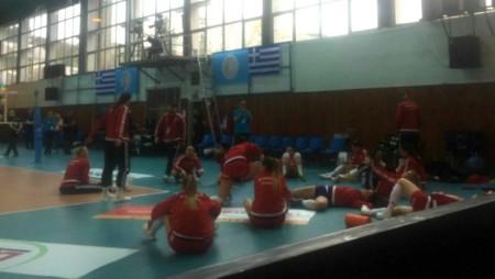 Στο ΔΑΚ Σερρών ο Ολυμπιακός!