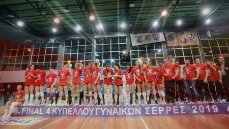 Υποκλιθείτε στις αυτοκράτειρες του ελληνικού αθλητισμού!