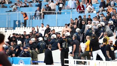 Ένας ακόμη τελικός ντροπή για το ελληνικό ποδόσφαιρο...