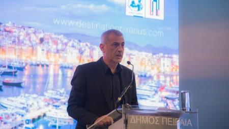 Μώραλης: «Το μέλλον του Πειραιά είναι η θάλασσά του»
