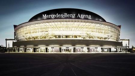Αυτή είναι η Mercedes Benz Arena του Βερολίνου (pics, vids)!
