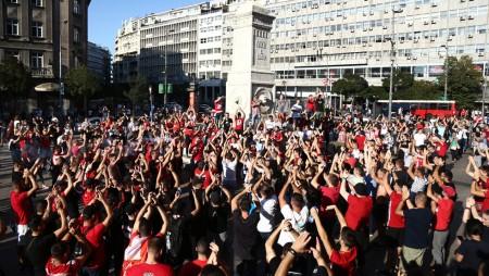 Το Βελιγράδι μας ανήκει! (pics)
