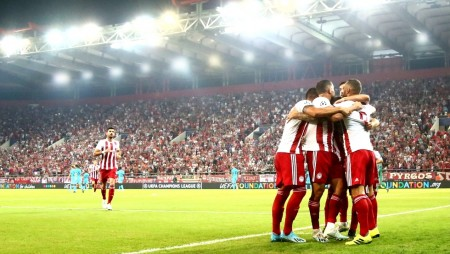Τεράστιο πάθος για νίκη με ΑΕΚ!
