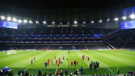 Στο «Tottenham Hotspur Stadium» ο Θρύλος!