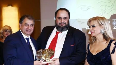Ο κ. Μαρινάκης τιμήθηκε για τη φιλανθρωπική του δράση! (photos)
