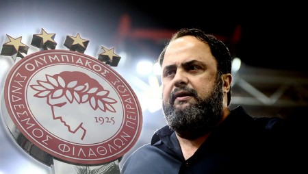 Βαγγέλης Μαρινάκης: «Συγκίνηση και εθνική υπερηφάνεια»! (video)
