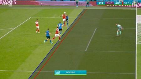 Euro 2020   Το ακυρωθέν γκολ της Αυστρίας και... παράταση! (video)