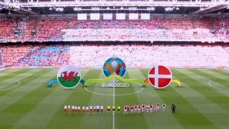 Euro 2020   Πρόκριση με ανεπανάληπτο πάρτι η Δανία! (video)