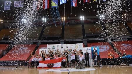 Ολοκληρώθηκε το Πανευρωπαϊκό Πρωτάθλημα Μπάσκετ με Αμαξίδιο (photos)