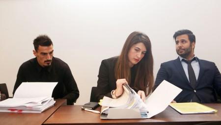 Παρουσία Λάζαρου η εκδίκαση στο Διαιτητικό Δικαστήριο