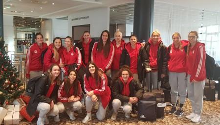 Στις Κάννες οι κοπέλες του Ολυμπιακού!