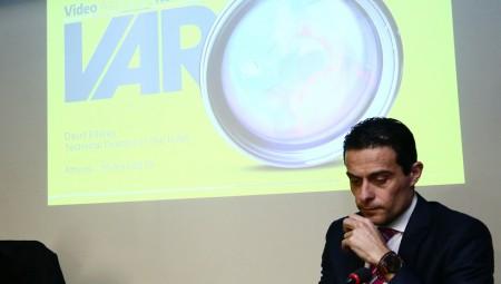 Γιατί ο Κουκουλάκης είναι ακατάλληλος για το VAR