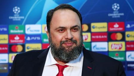«Τρελάθηκε» με το νέο γλέντι στην ΑΕΚ ο Μαρινάκης! (video)
