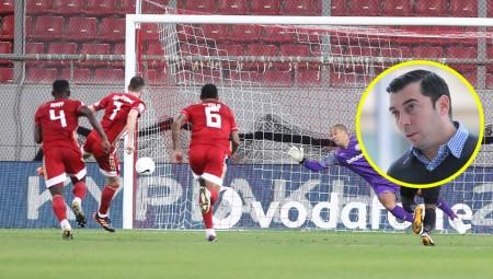 Γεωργέα, μήπως το έχασε ο Φορτούνης για να έρθει 3-0;