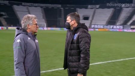 Μπόλονι: «Όχι τελικός με ΠΑΟΚ»! Ναι, αλίμονο... (video)