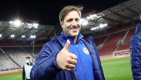 Μαρτίνς: «Ευτυχισμένος στον Ολυμπιακό» και η European Super League!