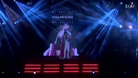 Έπεσε γλέντι και στο Survivor με το «We Are the Champions» (video)