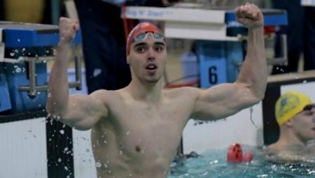 Κολύμβηση: Έλαμψε ο Χρήστου στο Πανευρωπαϊκό, με δύο πανελλήνια ρεκόρ!