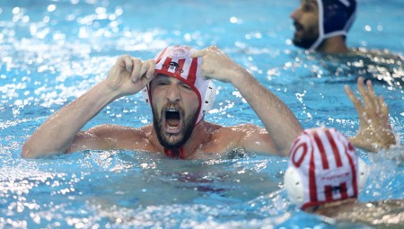 «Ολυμπιακός είμαστε, τους αποδείξαμε πως είναι πολύ βαρύ το όνομα» (video)