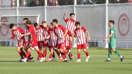 Μάγκες οι «μικροί», 2-0 τον Παναθηναϊκό!
