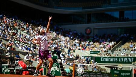 Roland Garros | Τελικός: 2-2 στα σετ! (videos)