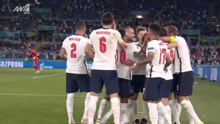 Euro 2020 | Ασύλληπτο πάρτι των Άγγλων (video)