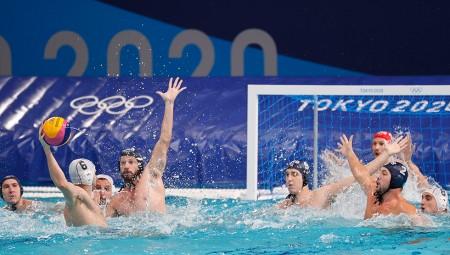 Ολυμπιακοί Αγώνες | Ελλάδα - Σερβία: Τρομερή επιστροφή από το -3! (video)