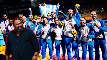 Τεράστια ενέργεια Μαρινάκη: Δίνει μεγάλο πριμ στην Εθνική Ομάδα Πόλο Ανδρών!