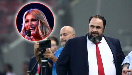 Ο Βαγγέλης Μαρινάκης έγραψε και νέο τραγούδι στη Νατάσα Θεοδωρίδου! (video)