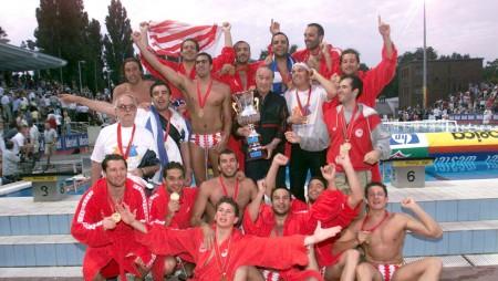 Ο 7ος ευρωπαϊκός τελικός του πόλο Ανδρών (pics)